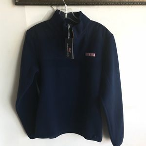 Vineyard Vines Snap Fleece Shep Shirt Pullover